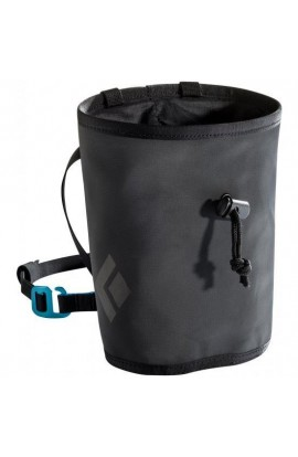 BLACK DIAMOND CREEK CHALK BAG - BLACK
