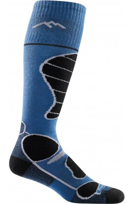 DARN TOUGH MENS FUNCTION 5 PADDED OVER THE CALF CUSHION - COBALT (1811)