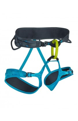 EDELRID ELEVE HARNESS - M - SLATE/ICEMINT