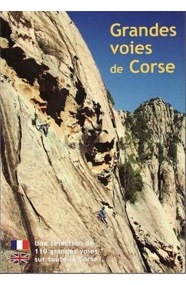 GRANDES VOIES DE CORSE -MULTI-PITCH ROUTES IN CORSICA