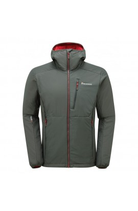 MONTANE HYDROGEN DIRECT JACKET MENS - SHADOW