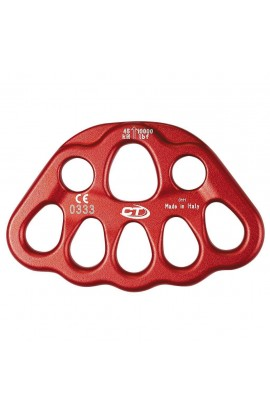 CLIMBING TECHNOLOGY CHEESE PLATE - LARGE - RED
