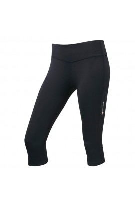 MONTANE TRAIL SERIES 3/4 TIGHTS - BLACK