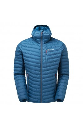 MONTANE ICARUS JACKET - NARWHAL BLUE
