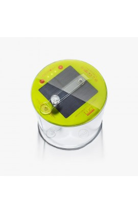 MPOWERD LUCI OUTDOOR 2.0 LIGHT CLEAR - SOLAR POWERED LANTERN INFLATABLE