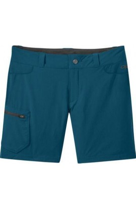 OUTDOOR RESEARCH FERROSI SHORTS WOMENS  - PEACOCK
