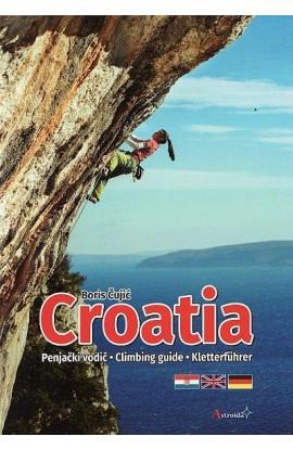 CROATIA CLIMBING GUIDE (2019) - ASTROIDA - BORIS CUJIC