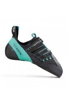 SCARPA INSTINCT VS WOMENS - BLACK/AQUA
