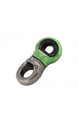 DMM MINI SWIVEL - SILVER/GREEN