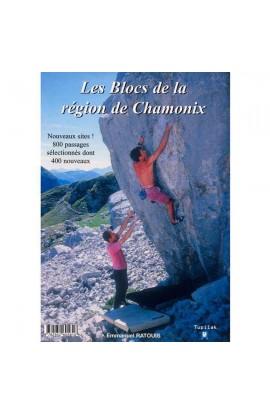 LES BLOCS DE LA REGION DE CHAMONIX