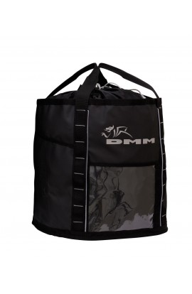 DMM TRANSIT ROPE BAG - 30L - BLACK