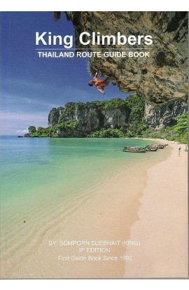 THAILAND ROUTE  GUIDE - KING CLIMBERS (9TH EDITION)