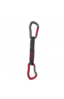 WILD COUNTRY ELECTRON QUICKDRAW - 17CM - RED