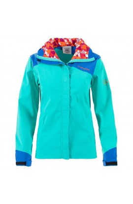 LA SPORTIVA PITCH JACKET - AQUA/MARINE BLUE