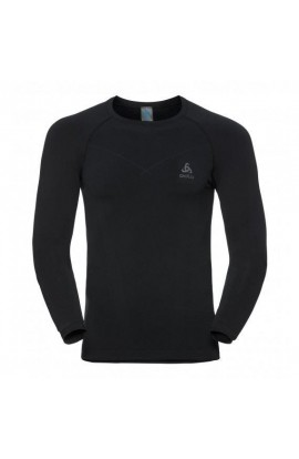 ODLO LONG SLEEVE SPORTS MENS - EVO WARM