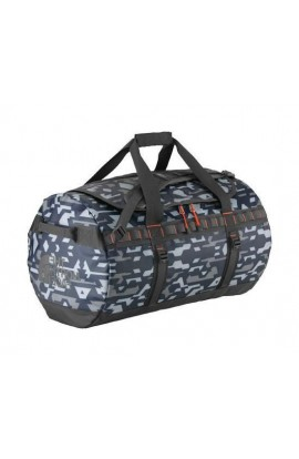 THE NORTH FACE BASE CAMP DUFFEL - L - PACHE GREY NONOJO PRINT