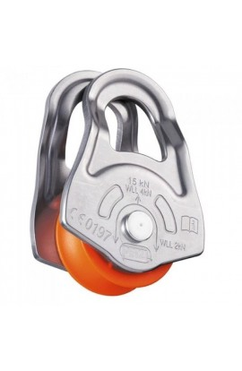 PETZL OSCILLANTE SWING CHEEK PULLEY