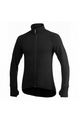 WOOLPOWER 400 FULL ZIP JACKET - BLACK