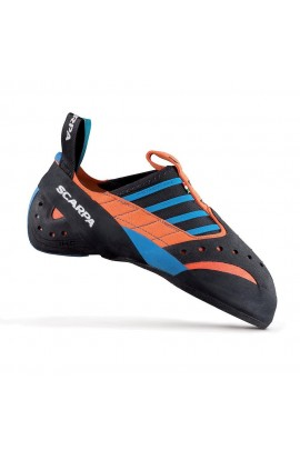 SCARPA INSTINCT SR - ORANGE/BLUE