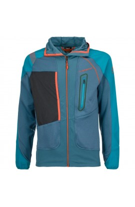 LA SPORTIVA FOEHN JACKET MENS - LAKE/TROPIC BLUE