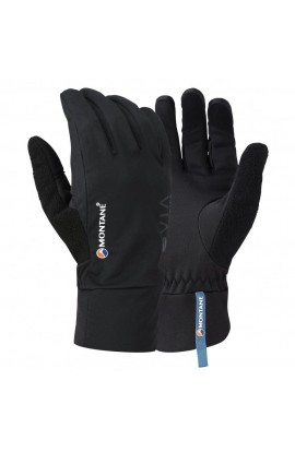 MONTANE VIA TRAIL GLOVE MENS - BLACK