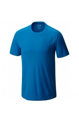 MOUNTAIN HARDWEAR PHOTON TEE MENS - DARK COMPASS
