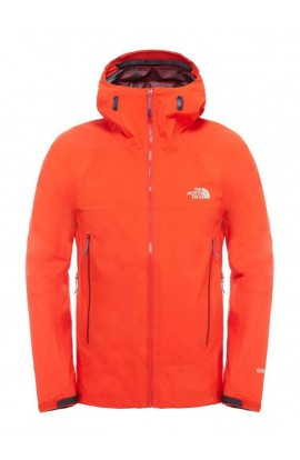 THE NORTH FACE POINT FIVE JACKET MENS - FIERY RED