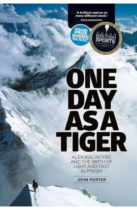 ONE DAY AS A TIGER - PAPERBACK