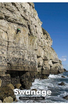 SWANAGE - CLIMBER'S CLUB GUIDE (2014)
