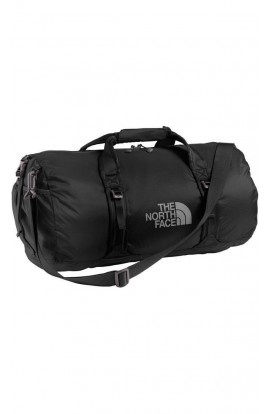 THE NORTH FACE FLYWEIGHT DUFFEL - S - BLACK