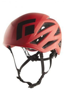 BLACK DIAMOND VAPOR HELMET - FIRE RED