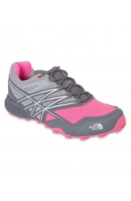 THE NORTH FACE ULTRA MT WOMENS - GRIFFIN GREY/GLO PINK