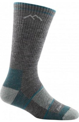 DARN TOUGH WOMENS BOOT SOCK FULL CUSHION - SLATE (1908)