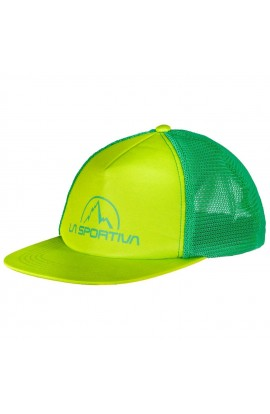LA SPORTIVA CB HAT - APPLE GREEN/JADE GREEN