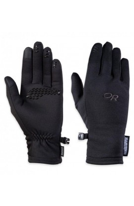 OUTDOOR RESEARCH BACKSTOP SENSOR GLOVES WOMENS - BLACK