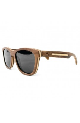 DEWERSTONE SUMMIT SUNGLASSES - POLARIZED - LIGHT INLAY