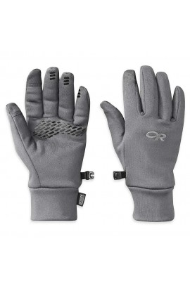 OUTDOOR RESEARCH PL 400 SENSOR GLOVES WOMENS - CHARCOAL HEATHER