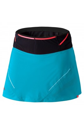 DYNAFIT WOMENS ULTRA 2/1 SKIRT - OCEAN