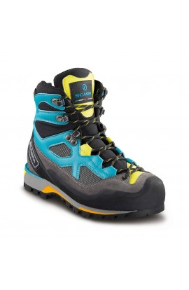 SCARPA REBEL LITE GTX WOMENS - BALTIC-LIME