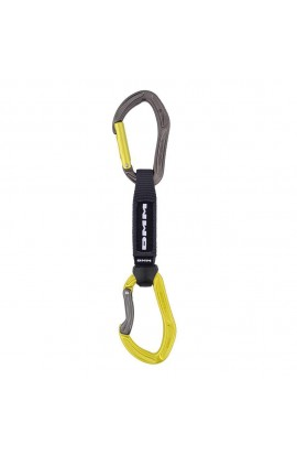 DMM ALPHA SPORT QUICKDRAW - 12CM - LIME