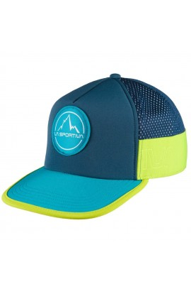 LA SPORTIVA TRAIL TRUCKER - OPAL/TROPIC BLUE
