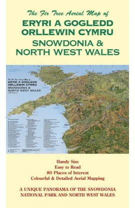FIRTREE AERIAL MAP - NORTH WEST WALES