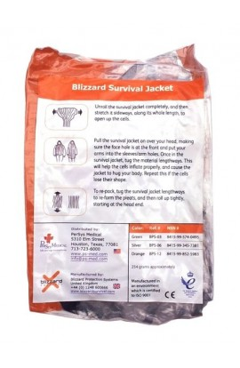 BLIZZARD SURVIVAL JACKET