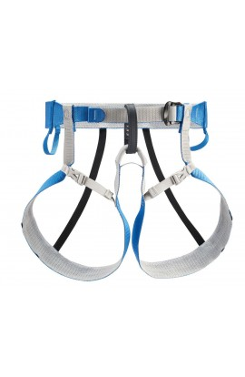 PETZL TOUR HARNESS 2020 - BLUE/GRAY