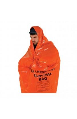LIFESYSTEMS SURVIVAL BAG - ORANGE
