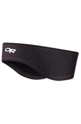 OUTDOOR RESEARCH WIND PRO EAR BAND - BLACK