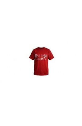 DMM EVOLUTION TEE - RED