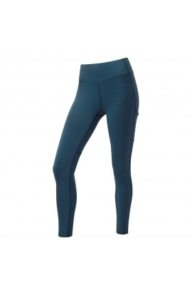 MONTANE INEO LITE PANTS WOMENS - NARWHAL BLUE