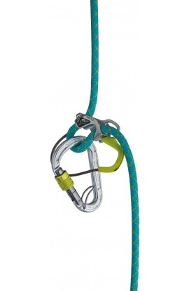 EDELRID MEGA JUL BELAY KIT - ALLOY