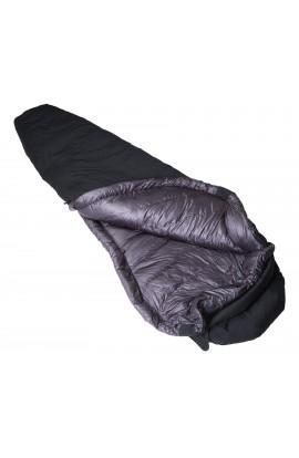 CRUX TORPEDO 700 SLEEPING BAG - BLACK